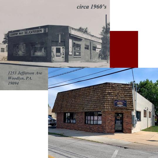 Rocko's Pizza Office
